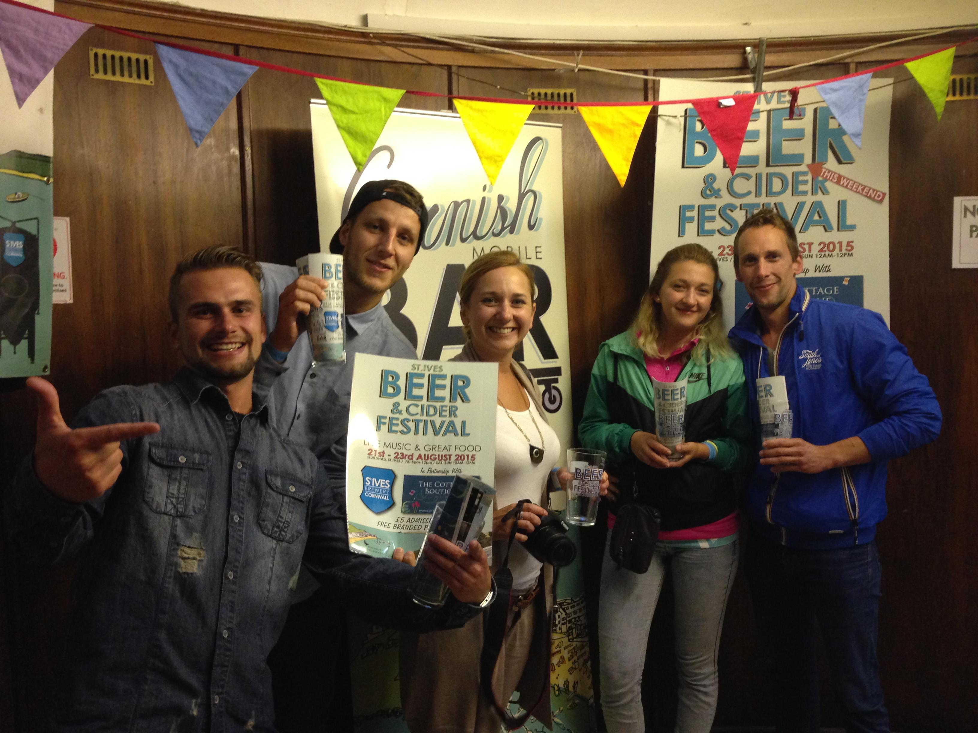 Cohort Beer Team