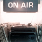 On Air at the Vintage Coffee Shop