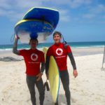 Ben & Harris, St Ives Surf School